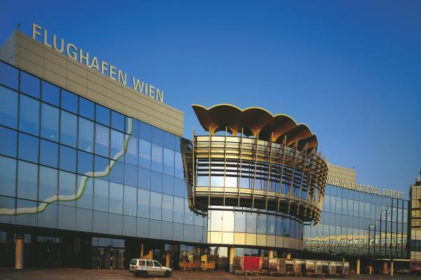 Аэропорт Вены фото