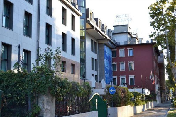 Hotel Lugano Torretta фото