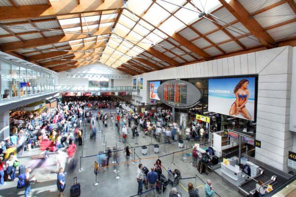 Аэропорт Венеции Марко Поло фото