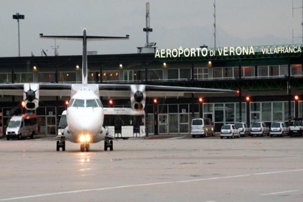 Аэропорт Верона-Виллафранка фото