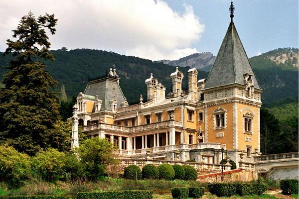 Massandra Palace photo