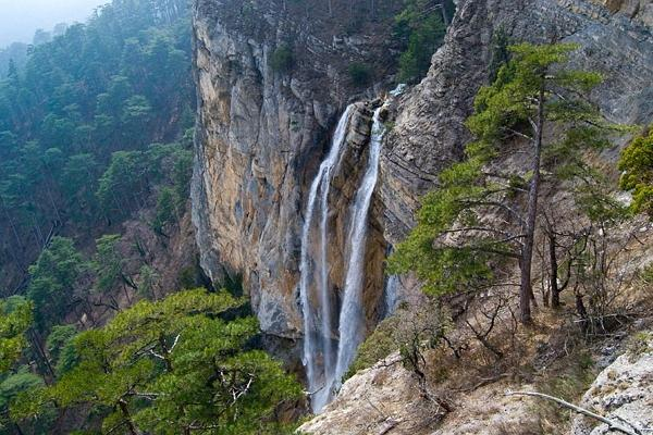 Wuchang-Su Waterfall photo