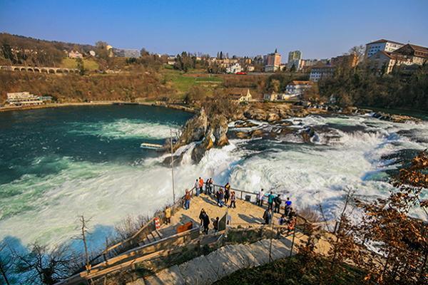 Rhine Falls photo
